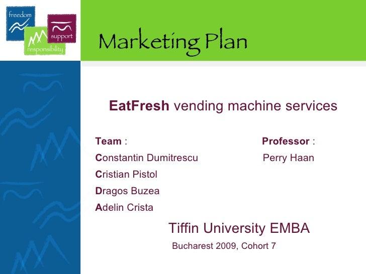 vending machine vendors