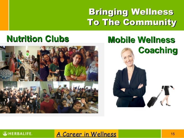 how to become a herbalife wellness coach