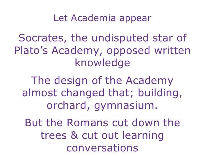 socrates ancestor an essay on architectural beginning