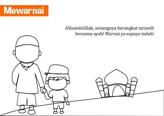 Ramadhan Ceria By Muslimkecil Com