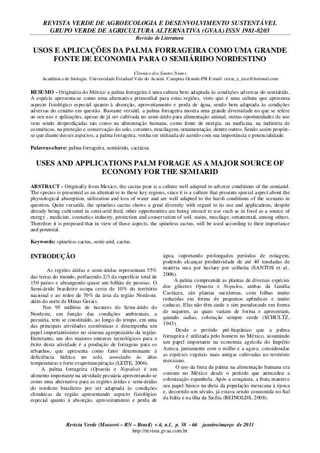 Modelo de introducao de artigo