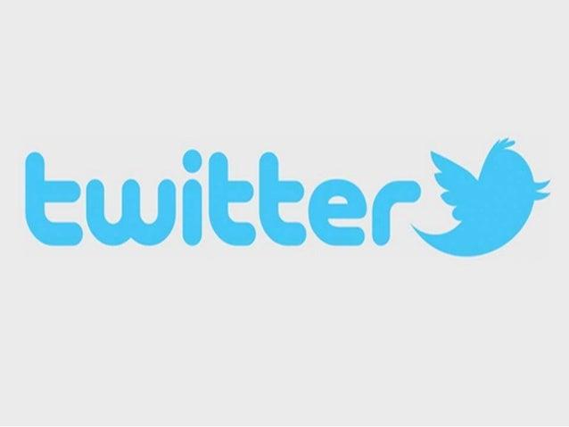 Origem  O Twitter foi criado por Jack Dorsey , Evan Williams, Biz Stone e Noah  Glass nos EUA, em 2006  O Twitter tem como...