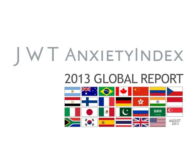 2013 GLOBAL REPORT AUGUST 2013