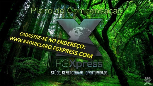 Raoni Claro Líder FGXpress - Equipe FGX