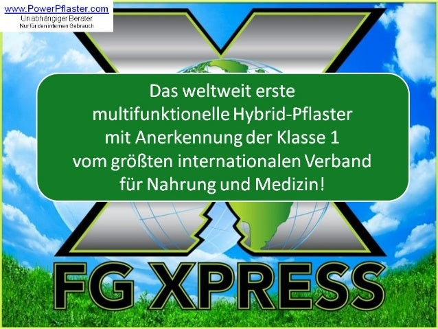 FG Xpress PowerStrips(TM) Webinar Deutsch 03.11.2013