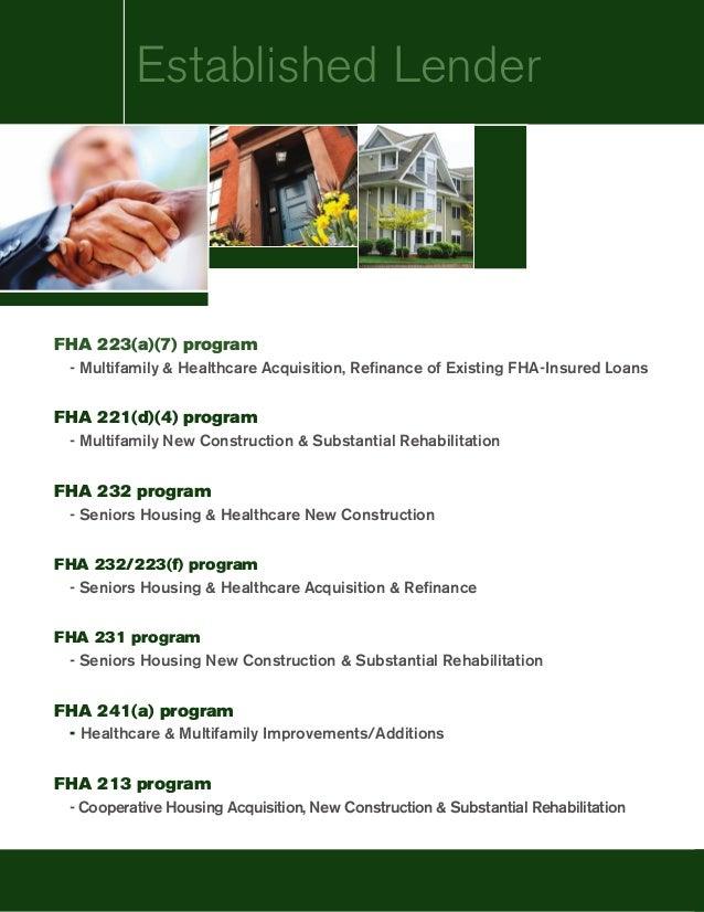 Arbor FHA Brochure