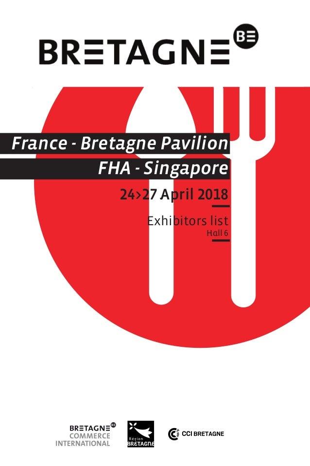Breton companies at FHA 2018