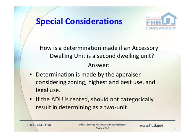 how to become fha approved appraiser