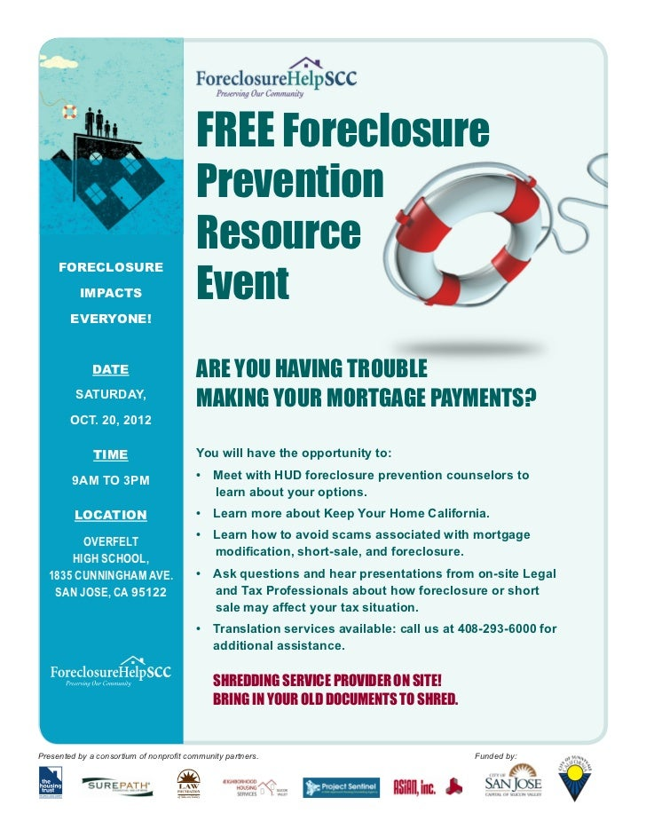 FREE Foreclosure                                         Prevention                                         Resource      ...