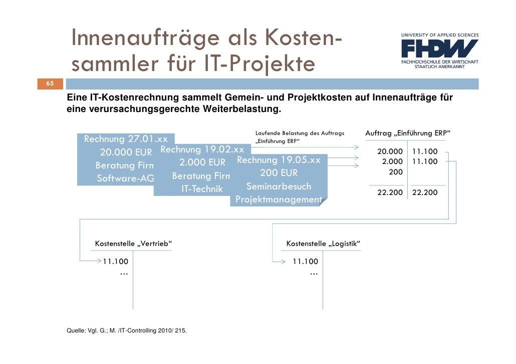 Kosten Rechnung : fhdw itstco 16072011 final www ~ Themetempest.com Abrechnung