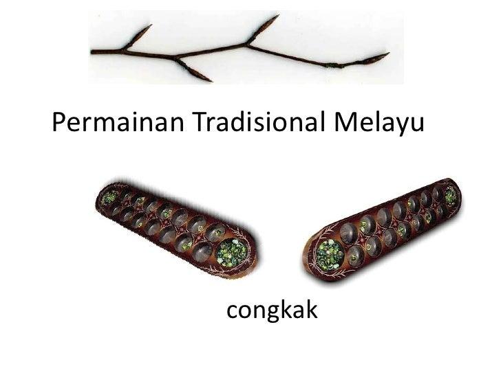 Permainan Tradisional Melayu<br />congkak<br />
