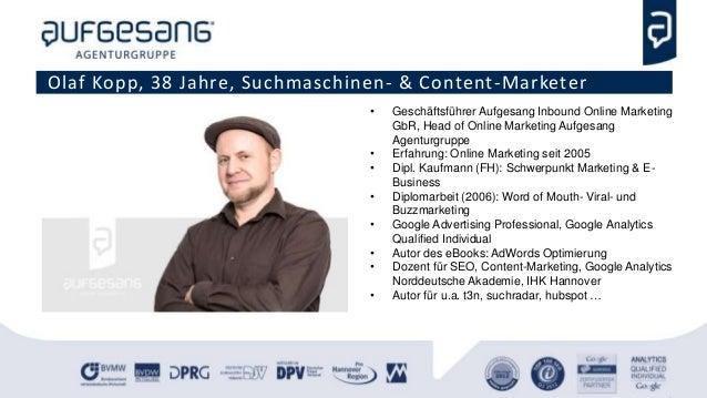 Online-Branding für mehr Sichtbarkeit im Netz - Wie werde ich für Google eine Marke? Slide 2
