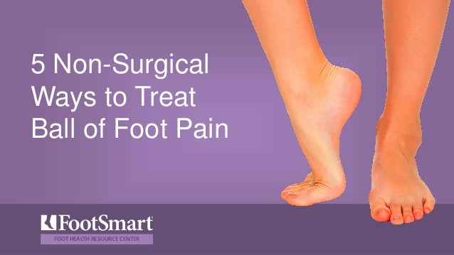 Foot Pain (Including Fallen Arches) | Bray Physiotherapy | 359x638