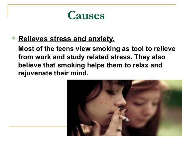 the effects of teenage smoking Smoking and tobacco use have decreased, but for those that use tobacco, the effects on their health are devastating one in every five deaths each year is caused by prolonged smoking smoking and tobacco use not only cause cancer, but may cause other diseases like ventricular arrhythmias (sudden death when the.
