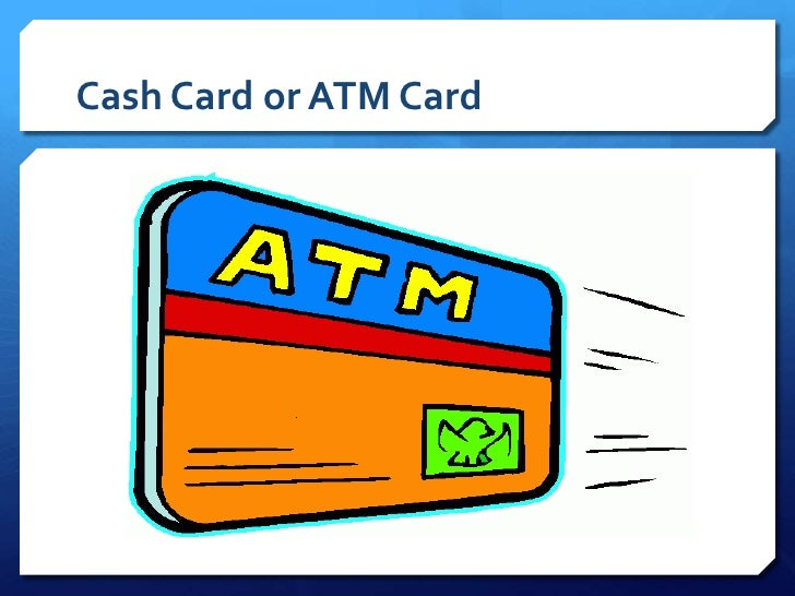 Debit card and plastic money