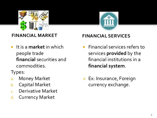 role of financial institutions