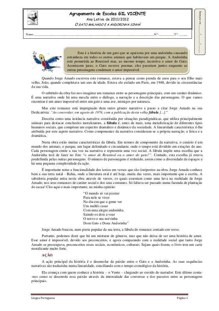 Agrupamento de Escolas GIL VICENTE                                                                                        ...