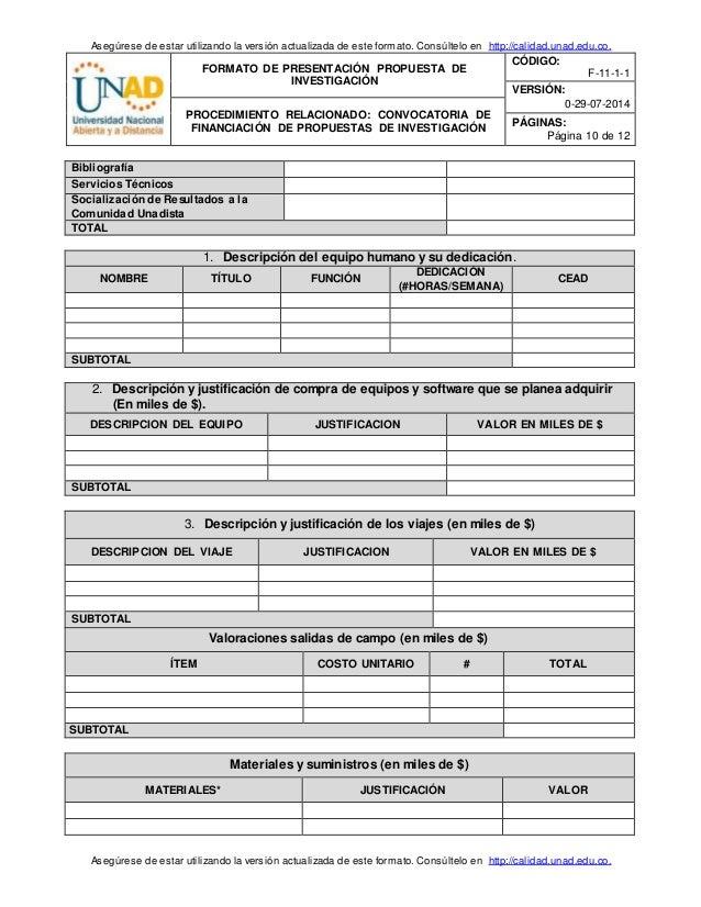 presentación proyectos inv - plantilla