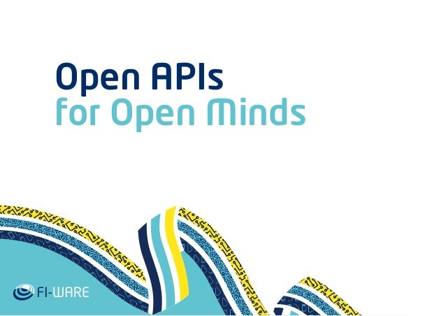 Open APIs for Open Minds