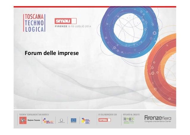 Forum delle imprese
