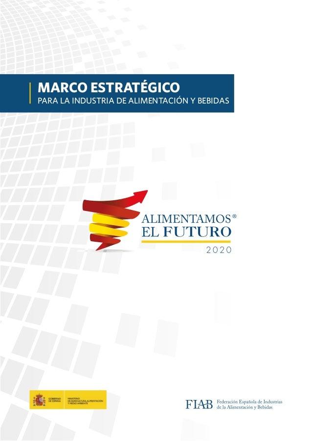 Informe Marco estratégico para la IAB