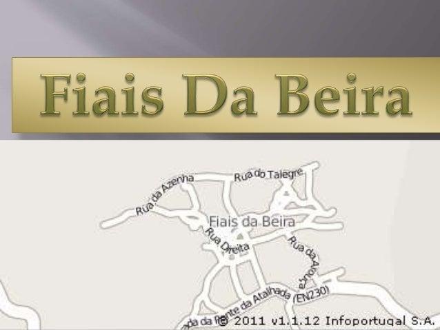  Fiais da Beira e uma aldeia com paisagem para  a serra da estrela no distrito de Coimbra no  concelho de Oliveira Do Hos...