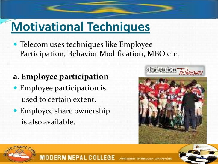 mbo is the motivating factor or controlling technique Terrorist motivations and behaviors  will achieve this by controlling or dictating media coverage this control need not be  motivating factor behind these.