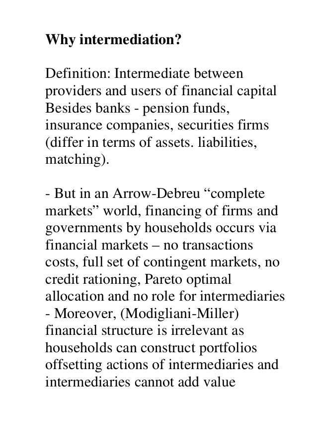 who are the providers savers and users borrowers of capital The brokerage function: can benefit both savers and users of funds and can   information collection costs for lenders, borrowers, and financial markets  and  which types of institutions are most likely to be the service providers  fis are  required to maintain minimum amounts of capital to cushion any unexpected  losses.