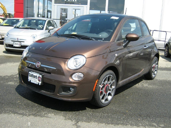 Fredericksburg FIAT 500 for Sale VA