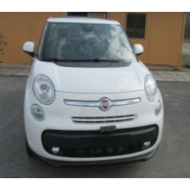 Fiat 500 prova