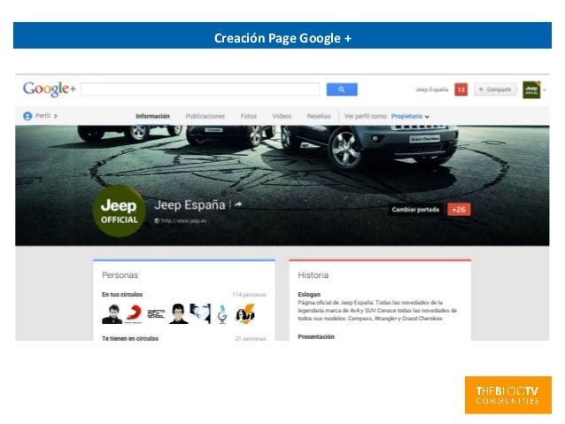 Creación  Página  Producto