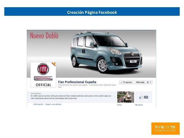 Branded  Content  en  Estrategias  Sociales:  You  Tube   h8p://www.youtube.com/watch?v=j4UV9i7fxno  91.08...