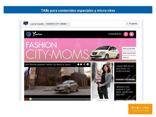 YouTube  2013   Marca   KPI   %   Lancia   Visualizaciones   +  12,9  %   Suscriptores   +23,1  %...