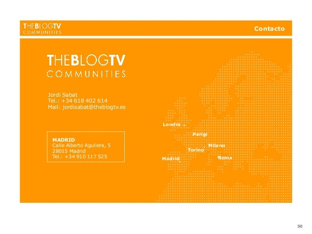 Case Study: Gestión de Medios Sociales Fiat Group 2013