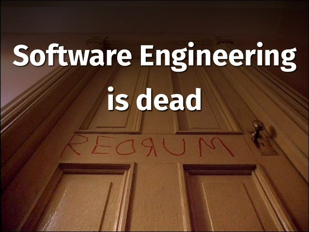 A Holistic Approach to Evolving Software Systems Slide 3