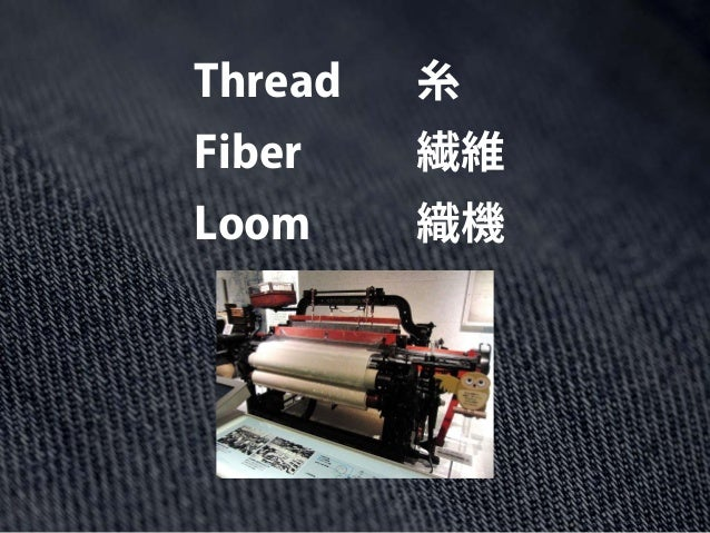 Thread Fiber Loom 糸 繊維 織機