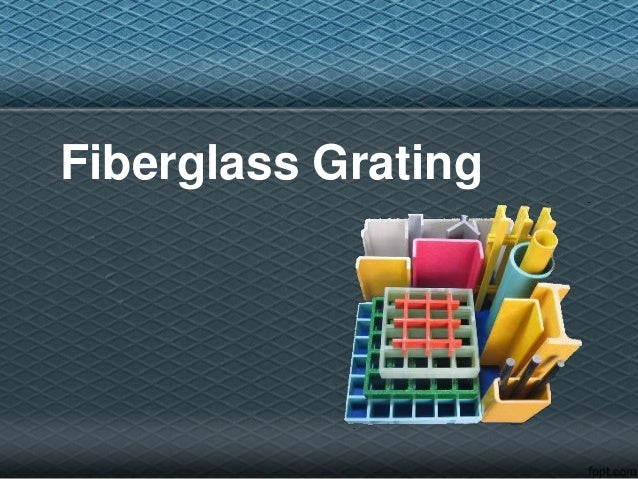 Fiberglass Grating