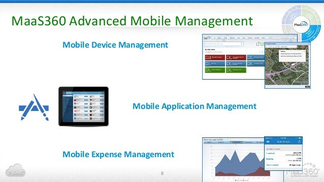 Total Mobile Device Management With Maas360 An Overview