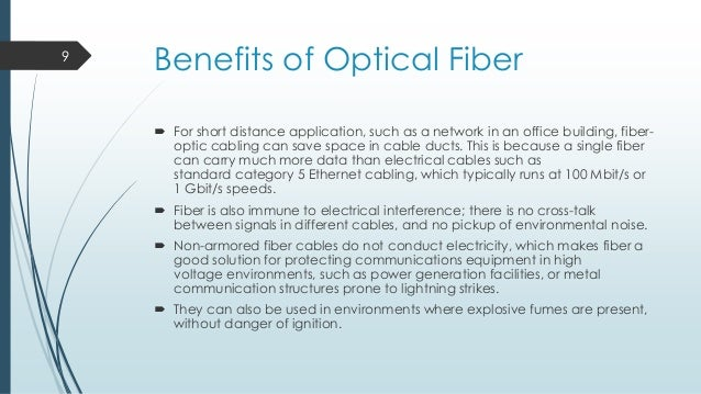 fiber optic cable facts essay
