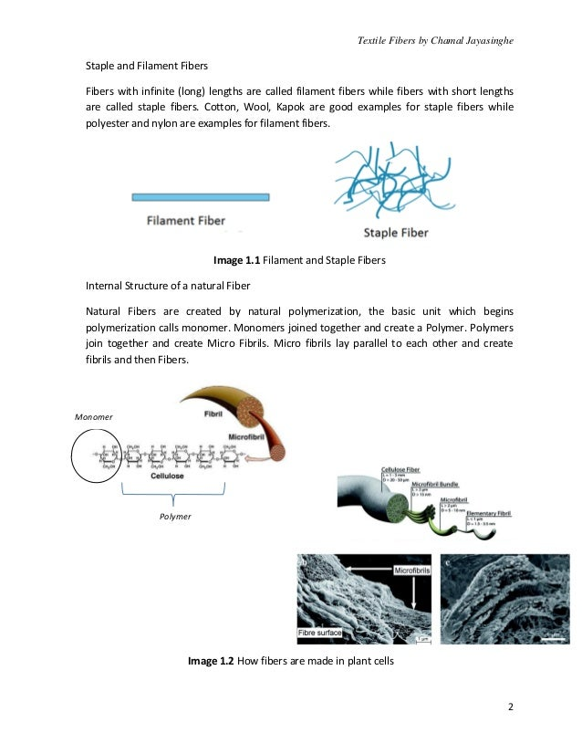 Fiber Science Basics