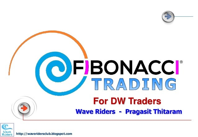 Fibonacci Trading for DW Traders
