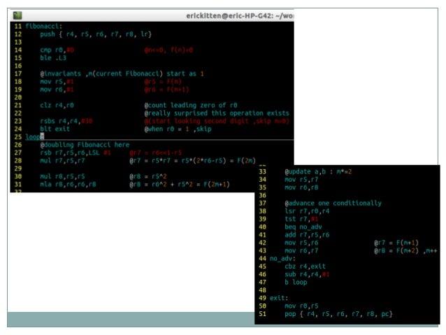 參考資料  ARM instruction quick reference -- http://users.ece.utexas.edu/~valvano/Volume1/QuickRefe renceCard.pdf  Project N...