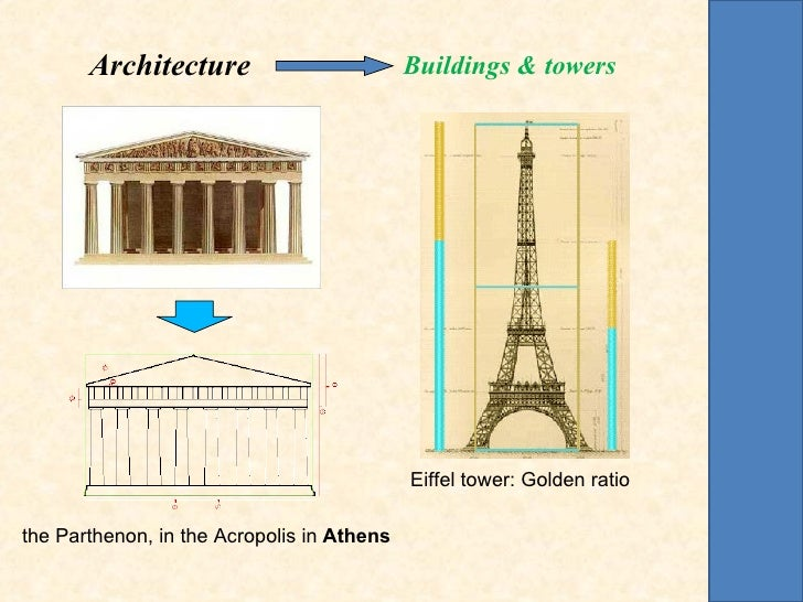 Architecture                         Buildings & towers                                            Eiffel tower: Golden ra...