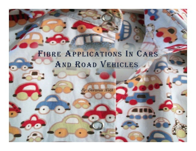 Use of textiles in Cars