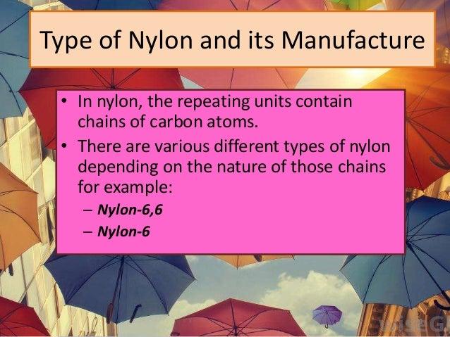 Block For Nylon 6 Fiber