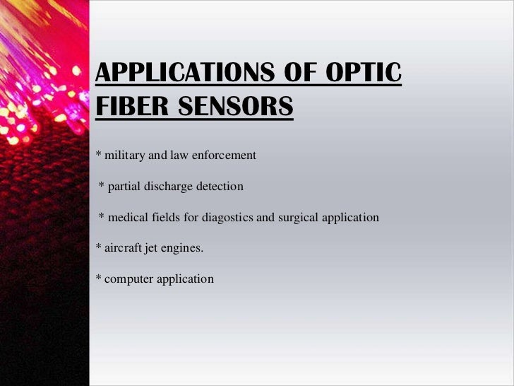 Fibre Optic Pressure And Temperature Sensor