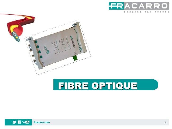 Fibre optique - Raccordement fibre optique maison ...