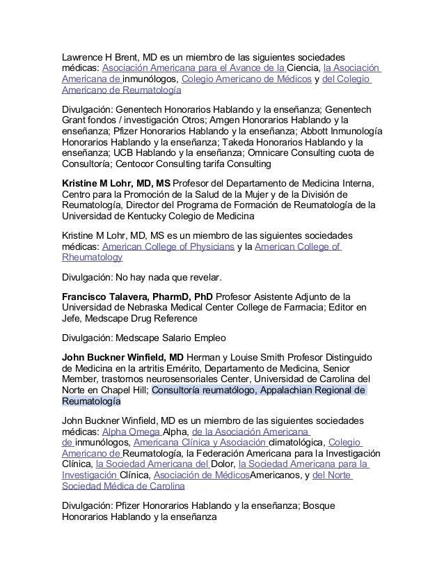 Fibromialgia 2015 traducido