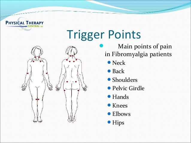 Fibromyalgia Lecture2010
