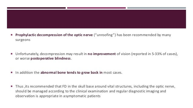 fibrous dysplasia of sphenoid bone, Sphenoid